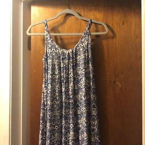 Cynthia Rowley maxi dress - worn once